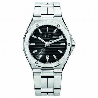 MICHEL HERBELIN - Cap Camarat Black Dial Watch 12245/B14