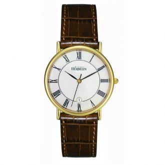 MICHEL HERBELIN - Classique Strap Watch 12443/P08GO