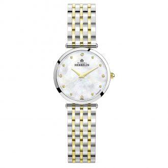 MICHEL HERBELIN - Epsilon Bracelet Watch 17116/BT89