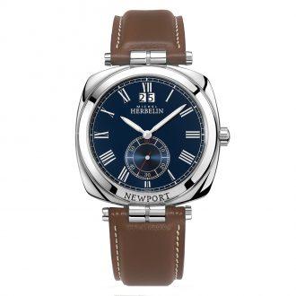 MICHEL HERBELIN - Newport Classic Watch 18264/AP05GO