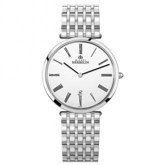 MICHEL HERBELIN - Epsilon Roman Dial Bracelet Watch 19416/B01N