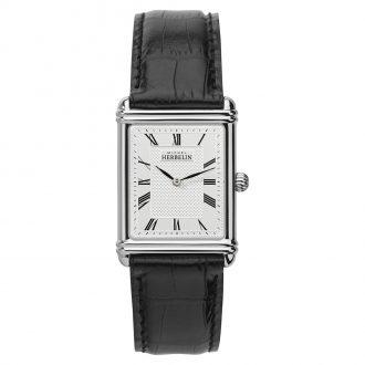 MICHEL HERBELIN - 1925 Espirit Art Deco Watch 17468/08