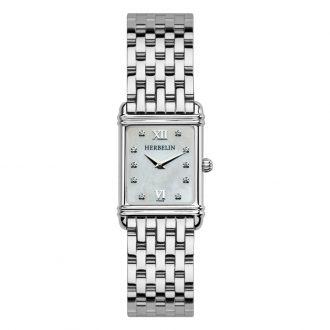 MICHEL HERBELIN - 1925 Espirit Art Deco Watch 17478/59B