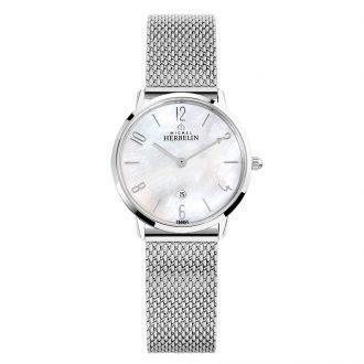 MICHEL HERBELIN - City Bracelet Watch 16915/29B