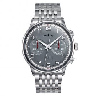 Junghans - Meister Driver Chronoscope Watch 027/3686.44