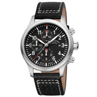 MÜHLE-GLASHÜTTE - Terrasport I Pilots Chronograph M1-37-74-LB