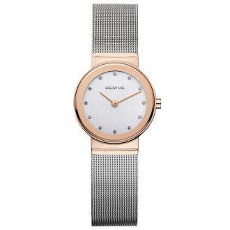 BERING - Classic Two Tone Women's Bracelet Watch 10126-066