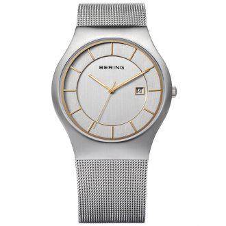 BERING - Classic Men's Bracelet Watch 11938-001