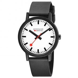 MONDAINE - Essence 41mm Vegan Sustainable Watch MS1.41110.RB