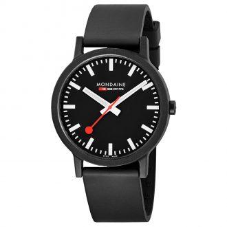 MONDAINE - Essence 41mm Vegan Sustainable Watch MS1.41120.RB