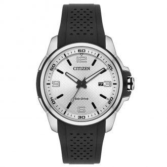 CITIZEN - AR Men's Rubber Strap Watch AW1150-07A