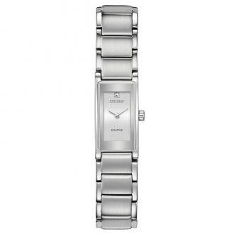 CITIZEN - Axiom Diamond Steel Watch EG7050-54A