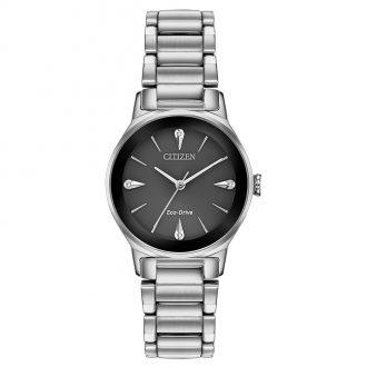 CITIZEN - Axiom Diamond Steel Watch EM0730-57E