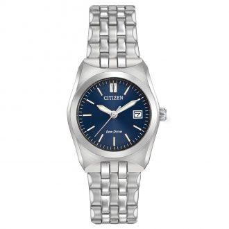 CITIZEN - Ladies' Stainless Steel Bracelet Watch EW2290-54L