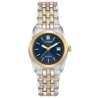 CITIZEN - Ladies' Two Tone Bracelet Watch EW2294-53L