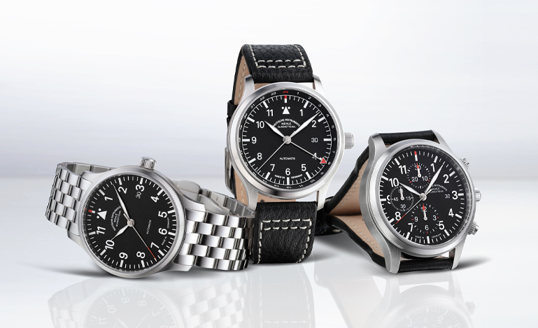 Muhle Glashutte Teutonia collection