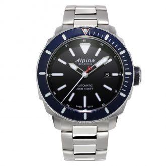 ALPINA - Seastrong Diver 300m Bracelet AL-525LBN4V6B