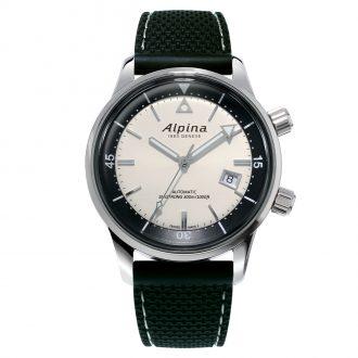 ALPINA - Seastrong Diver Heritage Silver AL-525S4H6