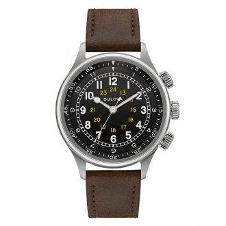BULOVA - A-15 Pilot Automatic Watch 96A245