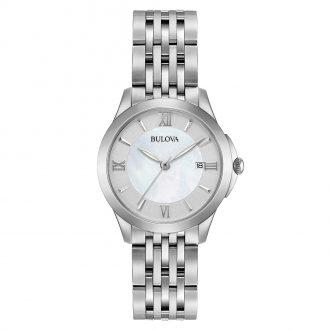 BULOVA - Classic Women's Steel Bracelet Watch 96M151
