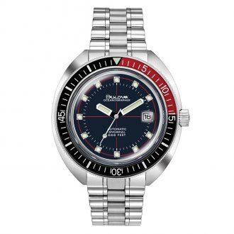 BULOVA - 70's Oceanographer Diver Watch 98B320