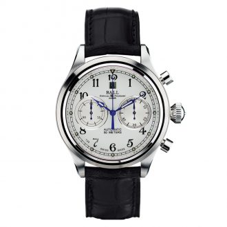 BALL - Trainmaster Cannonball Automatic CM1052D-L1J-WH
