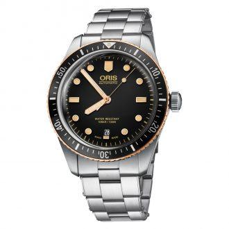 ORIS - Divers Sixty Five Black Dial 0173377074354-0782018
