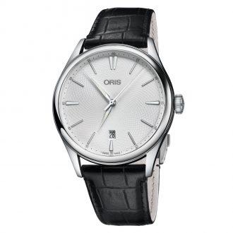 ORIS - Artelier Date Silver Dial 0173377214051-0752164FC