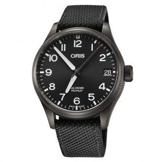 ORIS - Big Crown ProPilot Black Dial 0175176974264-0752015GFC
