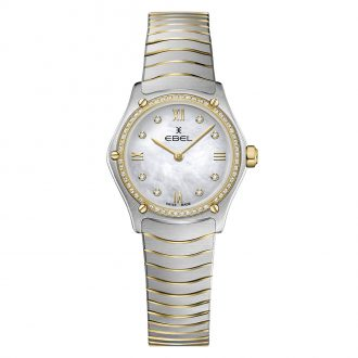 EBEL - Sport Classic Mini Women's Diamond Watch 1216412A