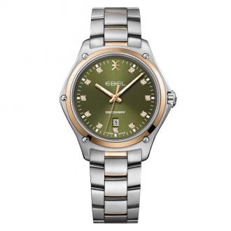 EBEL - Discovery 4 Seasons Women's Green Dial Watch 1216424