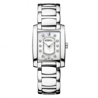 EBEL - Brasilia Women's Diamond Dial Watch 1216462