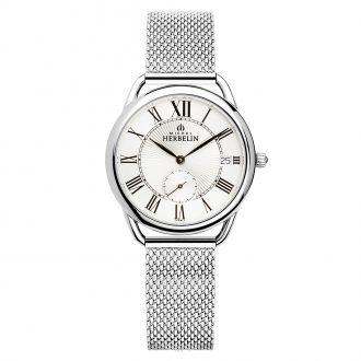 MICHEL HERBELIN - Equinoxe Bracelet Watch 18397/08B