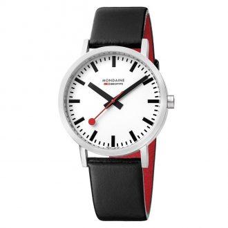 MONDAINE - Classic Pure 36mm Watch A660.30314.16SBB