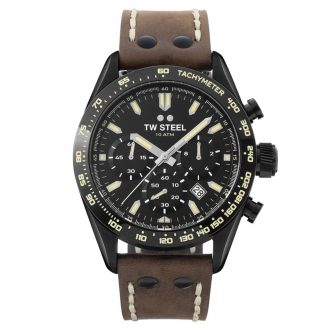 TW STEEL - Chrono Sport Men's Black Dial Watch CHS1