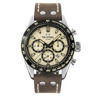 TW STEEL - Chrono Sport Men's Cream Dial Watch CHS2