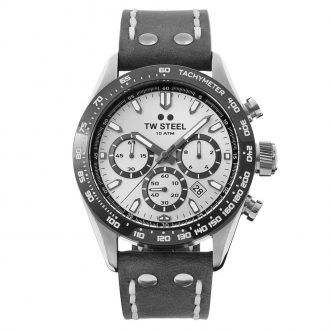 TW STEEL - Chrono Sport Men's Silver Dial Watch CHS3