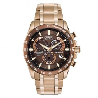 CITIZEN - Perpetual Chrono A-T Radio Controlled Watch AT4106-52X