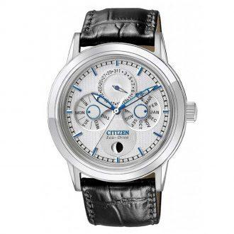 CITIZEN - Calibre 8651 Moon Phase Eco-Drive Watch BU0030-00A