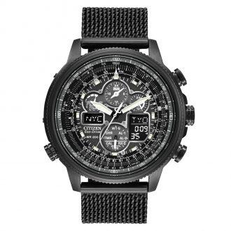 CITIZEN - Navihawk A-T Alarm Chronograph JY8037-50E