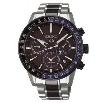 SEIKO ASTRON - Titanium GPS Solar Watch SSH009J1