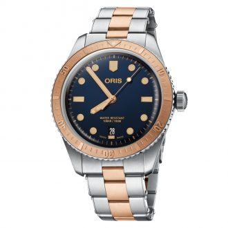 ORIS - Divers Sixty Five Blue Dial 0173377074355-0782017