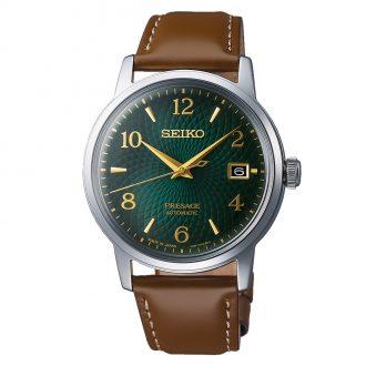 SEIKO PRESAGE - Mojito Cocktail Time Green Dial Automatic Watch SRPE45J1