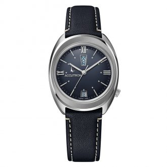 ACCUTRON - Legacy Oval Case Limited Edition Watch 2SW6C001
