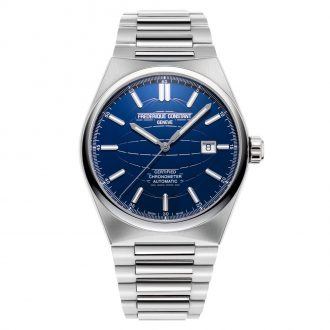 FREDERIQUE CONSTANT - Highlife Automatic COSC Chronometer Blue Dial FC-303N4NH6B