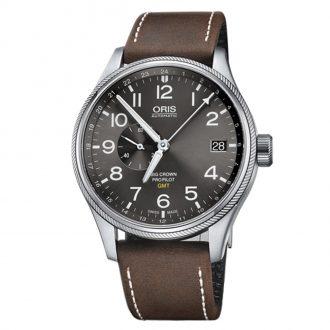 ORIS - Big Crown ProPilot GMT Small Second Watch 0174877104063-0752205FC
