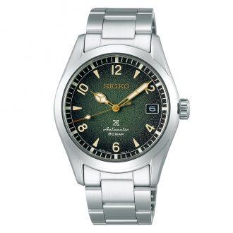 SEIKO PROSPEX - Alpinist Green Dial Automatic Watch SPB155J1