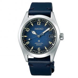 SEIKO PROSPEX - Alpinist Blue Dial Automatic Watch SPB157J1