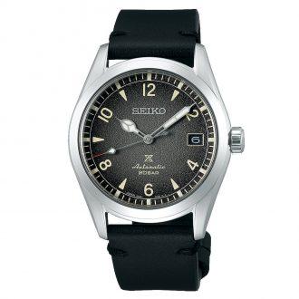 SEIKO PROSPEX - Alpinist Grey Dial Automatic Watch SPB159J1