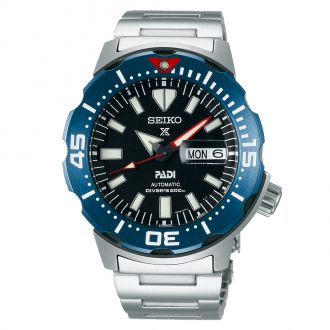 SEIKO PROSPEX - Monster PADI Diver Special Edition Watch SRPE27K1